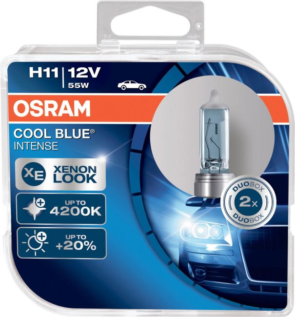 Osram COOL BLUE INTENSE H11 12V 55W
