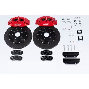 V-MAXX Big Brake Kit Bremsanlage Bremsen Set VW Polo 6R...